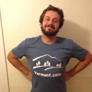 Vermont Calm T-shirts
